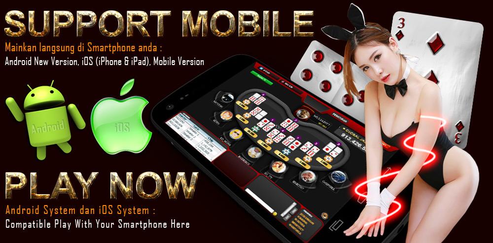 Judi Qiu Qiu Di Smartphone Android