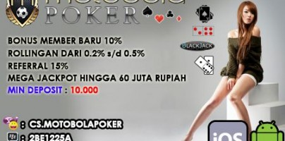 Download Poker Motobolapoker