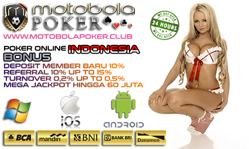 Main Asik di Poker Live Indonesia