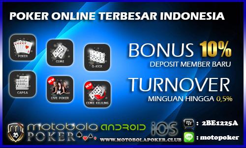 Situs Domino 99 Online Terkenal Untuk Main Judi Domino Online