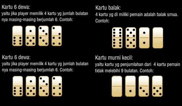 Mendapatkan Kemenangan dengan Kombinasi Kartu Domino Online